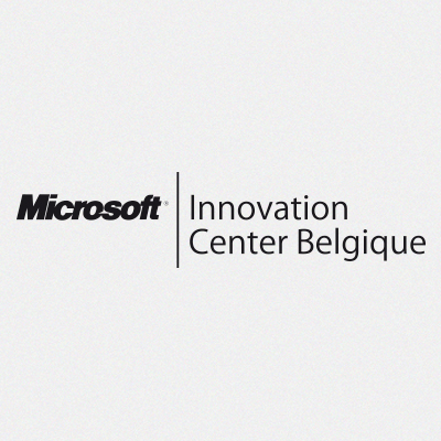 aMicrosoft innovation center Belgique