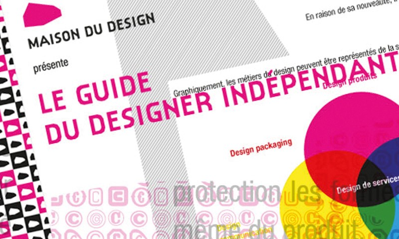 GUIDE DU DESIGNER INDEPENDANT